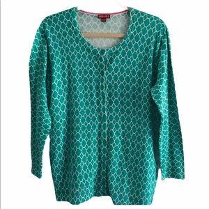 Merona Button Front Cardigan Sweater XXL